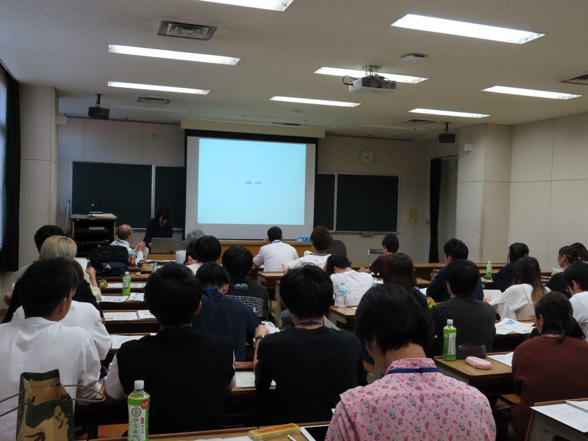 京都府立大学へ