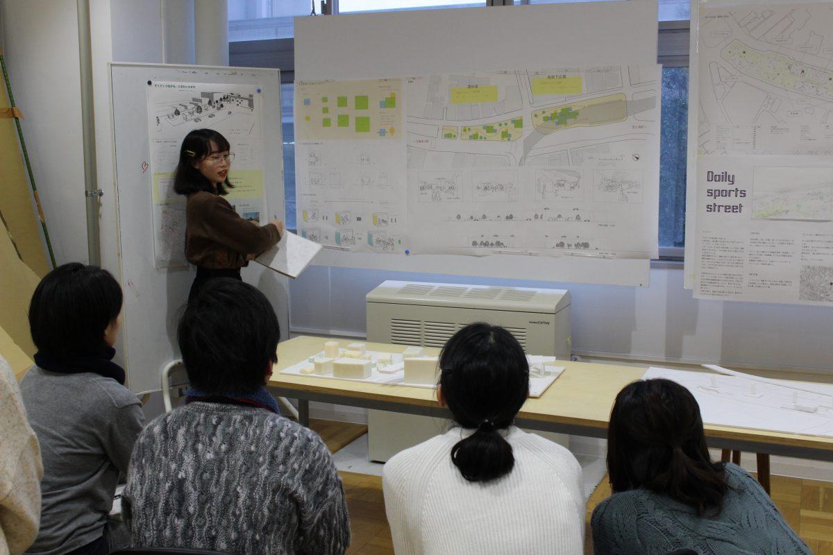 環境デザイン演習2 プレ提出