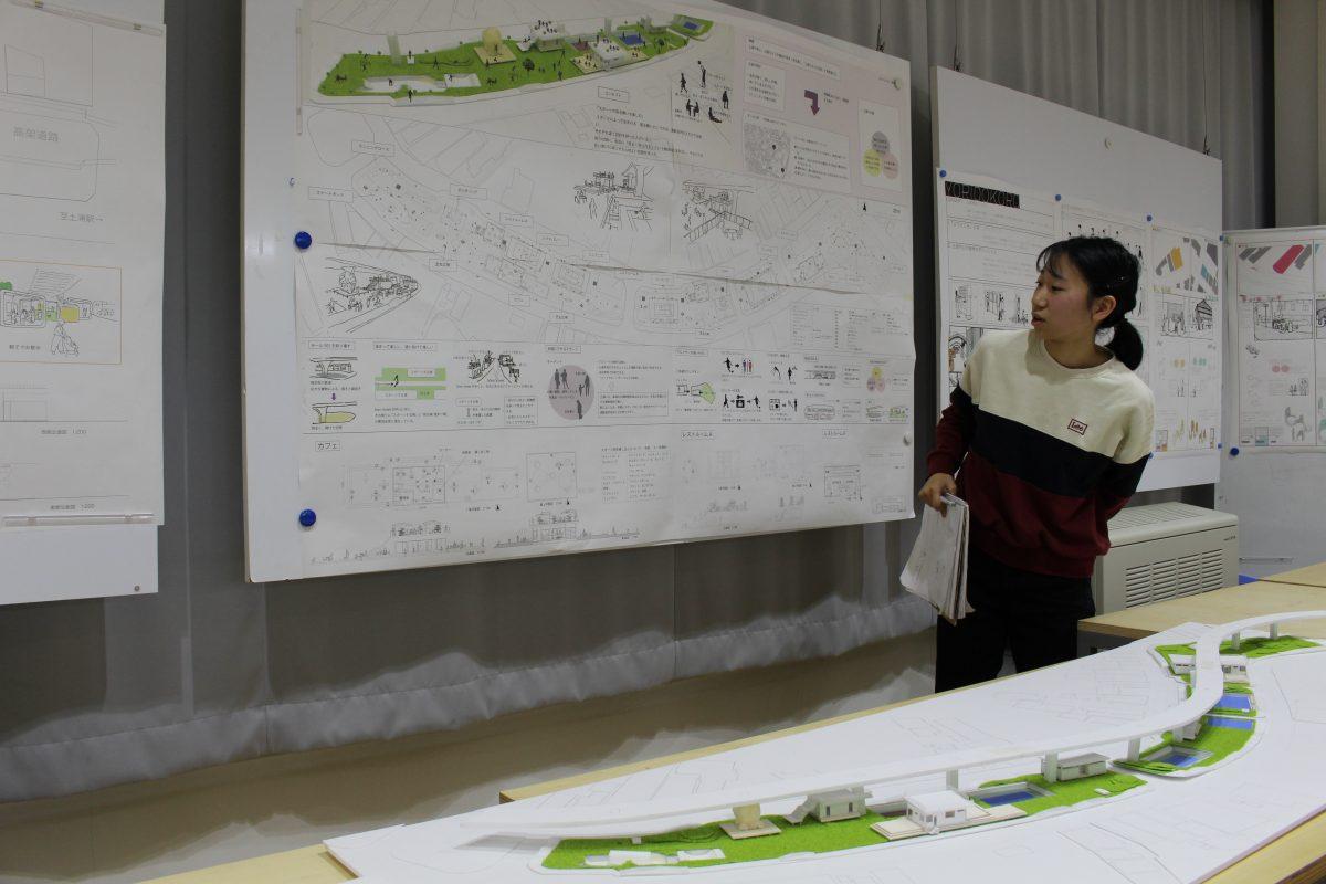 環境デザイン演習2 最終講評会