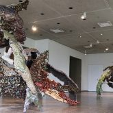 東京国立近代美術館工芸館展示