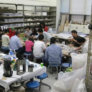 5C111陶磁実習室